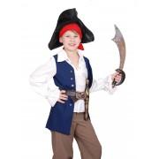 Пираты Карибского моря - Капитан Джек Воробей (со шляпой и ботфортами)