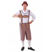 Баварский мужской костюм Трахтен